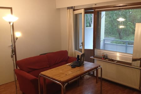 comfy apartment near nature - Kotka