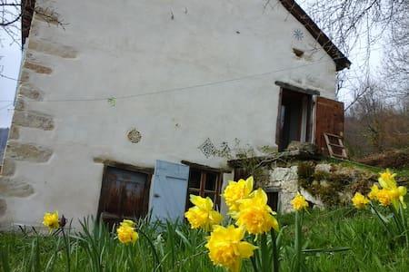 ma maison de vacance dans les Pyrénées Ariègeoises - Massat - Casa