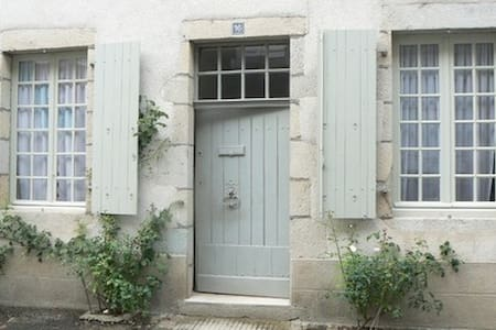Chambre en location : nuitées 1à7j - Chambon-sur-Voueize - Haus