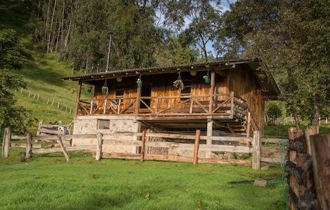 Hacienda Chan Chan - Bungalow de ferme
