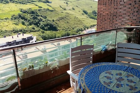 Zumaia Home with a view