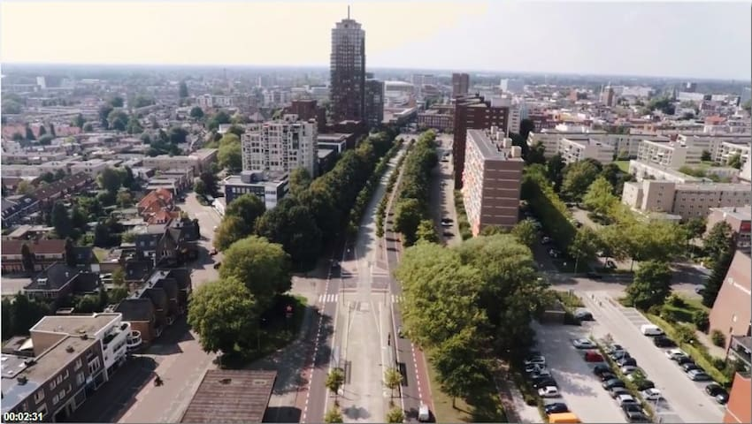 Enschede skyline