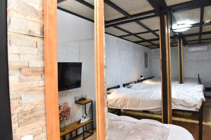 Motel inn Minami Otaru roomD