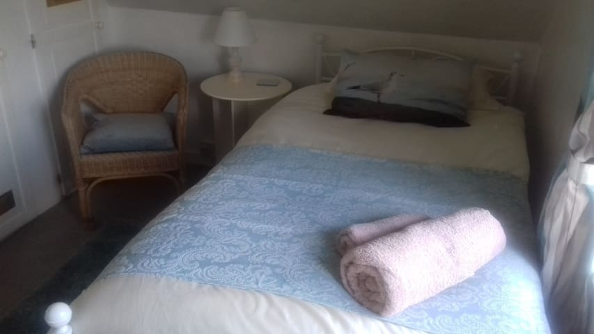 Bed at Blewbury