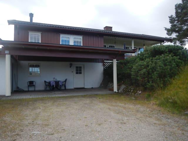 Lun og koselig leilighet nær Elverum sentrum - Elverum