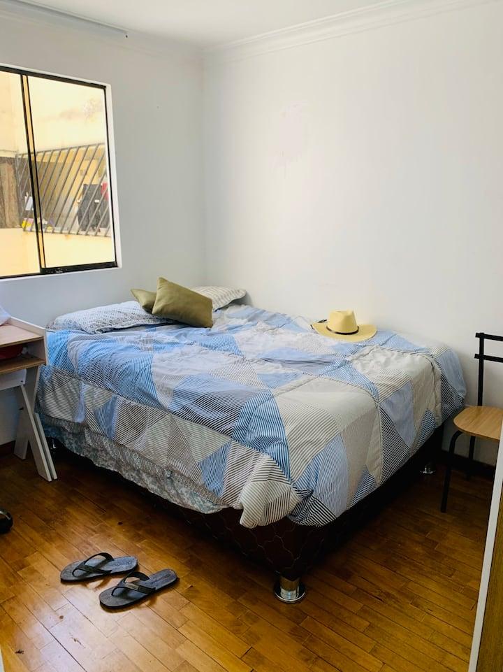 Private Room 1 - Coliving Pueblo Libre - 2 pax