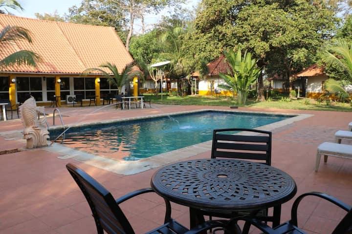 Uaque hotel  paraíso natural