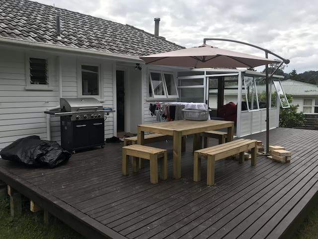 Spare bedroom in Beach Haven