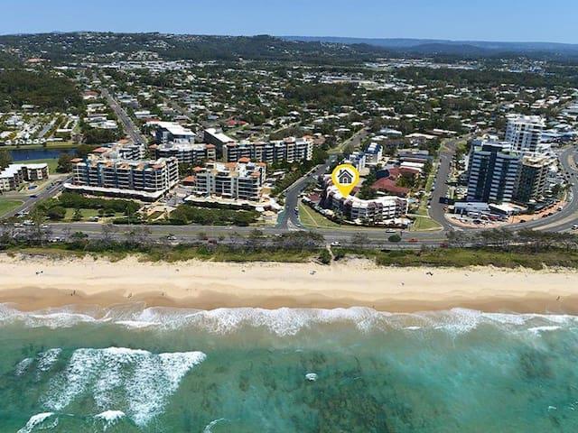Uninterrupted Ocean Views - Alexandra Headland - Alexandra Headland - Apartamento