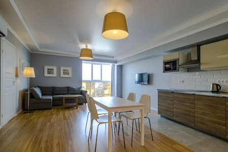 Светлые апартаменты в сердце Анапы - Apartment