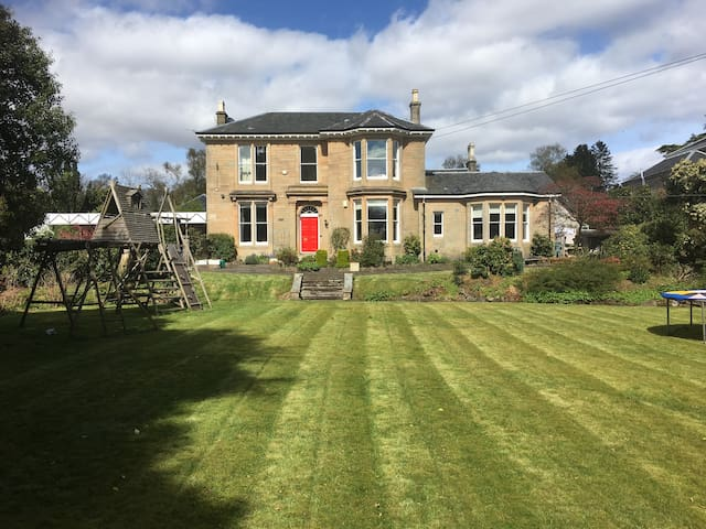 Large Family House Helensburgh, near Loch Lomond - Helensburgh - Casa