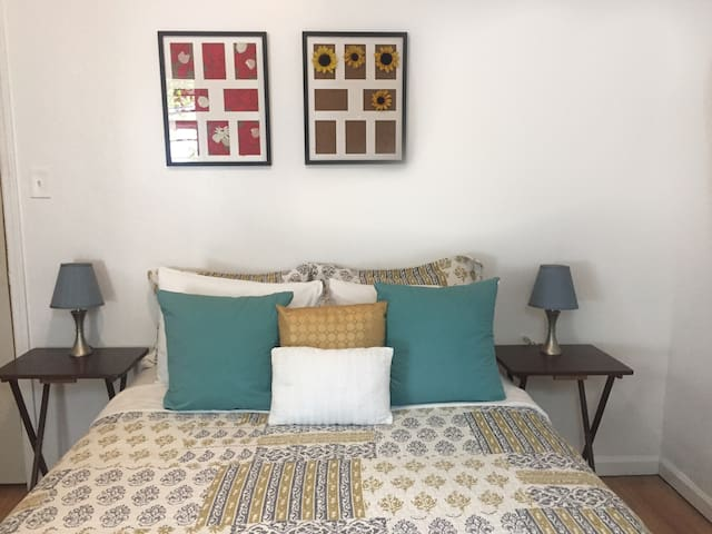 Cozy room for NYC & NJ visit