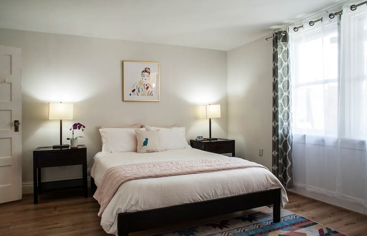 Private Suite Near Golden Gate Park Walk Score 91!