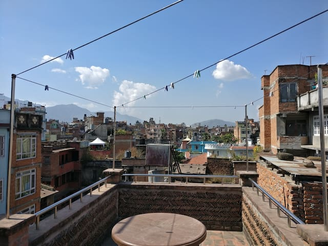 Studio Duplex in Patan
