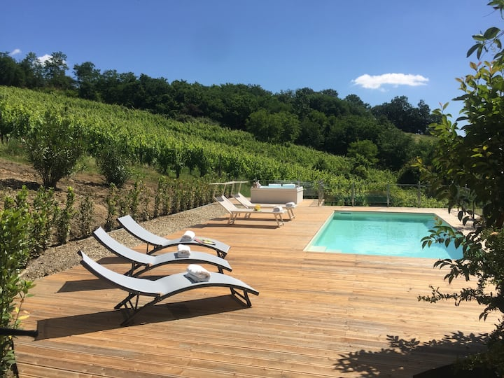 Villa Pongina - Tuscany - private pool - air con