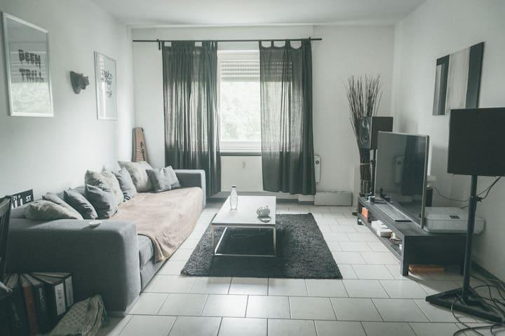 Helle Wohnung im Loft-Stil | Koblenzer Altstadt - Koblenz
