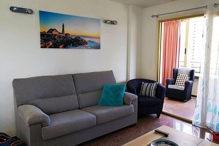 Apartamento en la Cala De Finestrat.