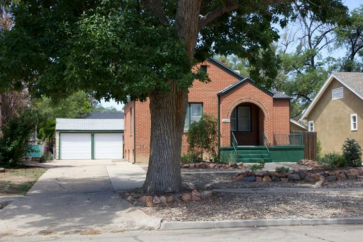 Charming Duplex in mature neighborhood - Pueblo - Maison