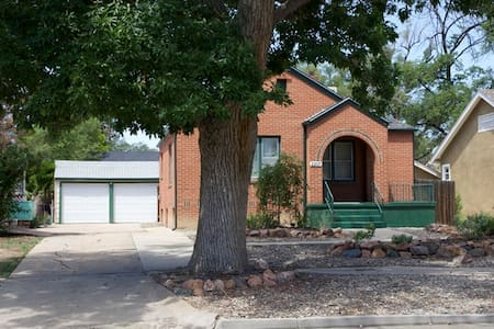 Charming Duplex in mature neighborhood - Pueblo