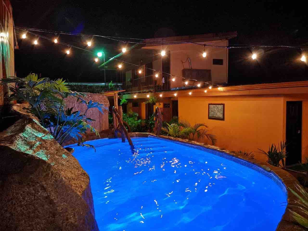 Swimming pool in the complex, available to all our guests.