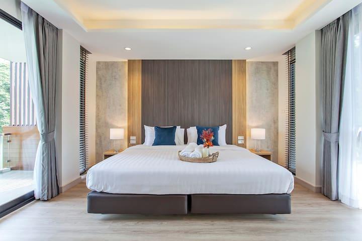⭐Greentops Luxury Homestay 5BR Sleeps 10 near City