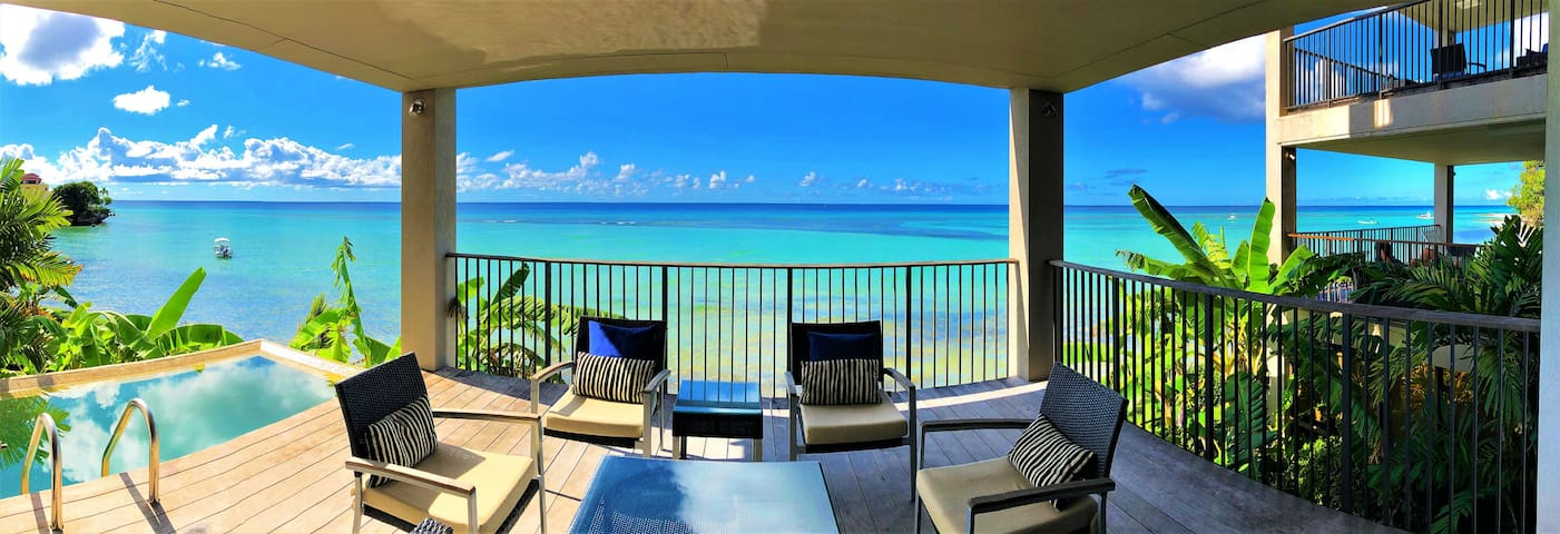 Ocean Reef 102 - Luxury Beachfront Condo