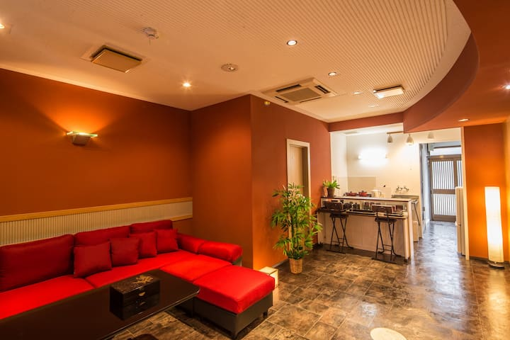 Kyoto St.3min/town house/convenient to get around - Kyōto-shi - House