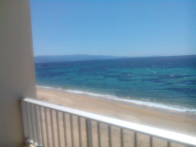 Studio pieds dans l'eau à Ajaccio, vue mer - Ajaccio - อพาร์ทเมนท์