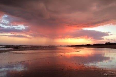 Descanso en la playa - Isla Cristina