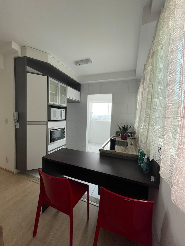 Apartamento mobiliado em Piedade