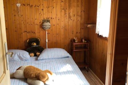 Le Mazot - Petite chambre cosy dans chalet