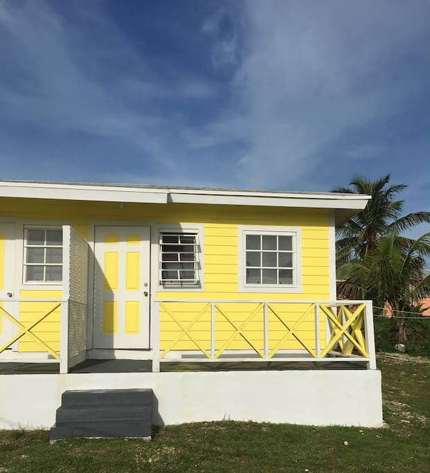 1 bed, 1 bath private cottage