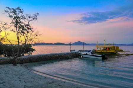 Cawa-Cawa Private Island, Palawan (Meals Included)