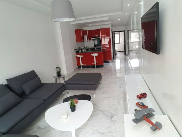 A nice flat in central Casablanca