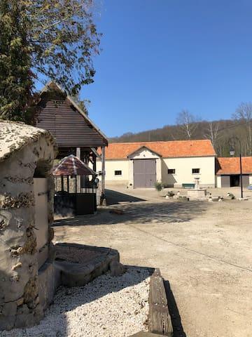 Gîte 2-4 voyageurs - Vallée de Chevreuse
