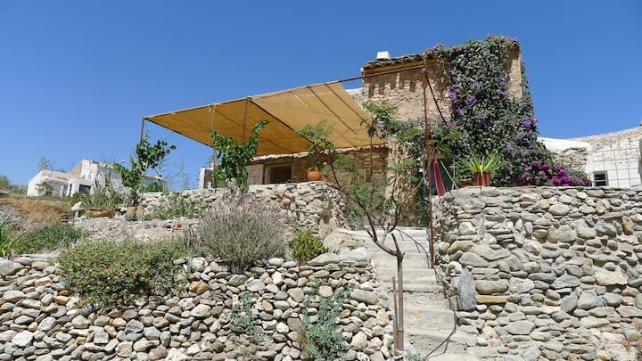 Cortijo in Sorbas, Almeria. Desert dream spot.