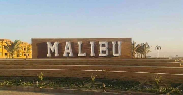 Chalet studio at Malibu Al-sokhna-Za'afarana Road
