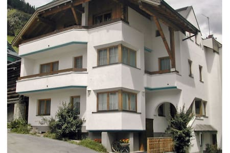 Pleasing Apartment in Ischgl with Ski Storage and Parking