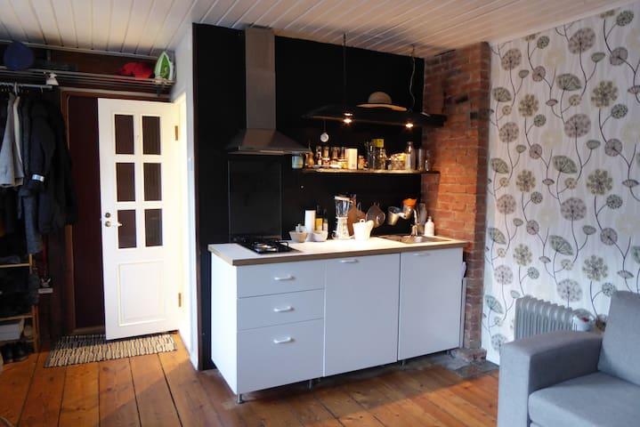 cosy 1-room flat - Tallinn - Apartment