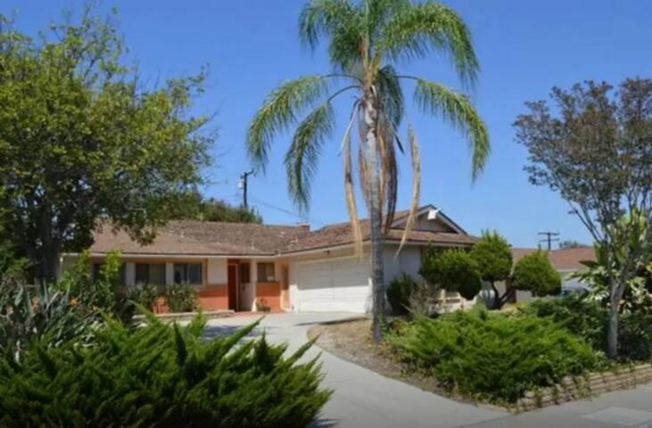 Awesome House: Fullerton/Brea, CA! - Fullerton - Casa