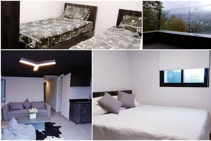 Brand New Chalet 2Bedrooms  with Panoramic View