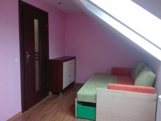 Gliwice pokoj w domu prywatnym