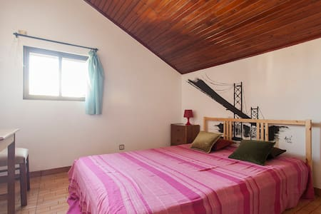 Cosy, sunny & relaxing room - Caparica