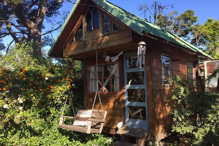 Berkeley Backyard Tiny Home - Berkeley - Blockhütte