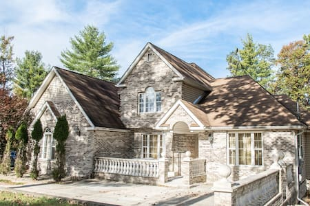 Magnificent Poconos Home!! - East Stroudsburg