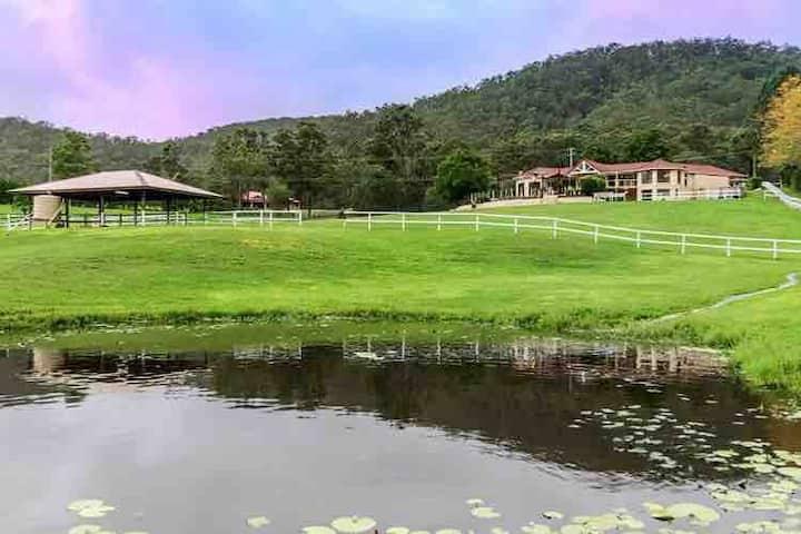 Luxury farm house close to city !!!!Full lifestyle