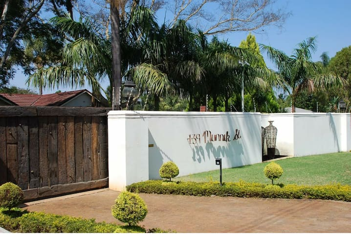 139 on Munnik Guest House Louis Trichardt - Louis Trichardt - Appartement