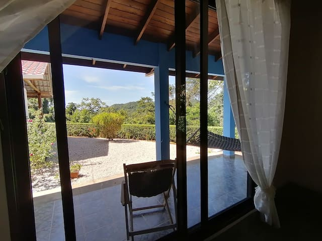 Beautiful and spacious blue house 2