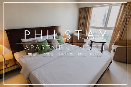 PHPHILSTAY APARTMENT HOTEL UNIT 2812