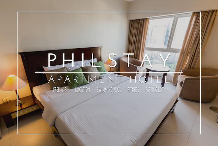 2812 / 🛏️ Cozy and comfort Condo by Ph Philstay